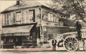 CPA PARIS (14e) 81 Fb St-Jacques. Maison de Mme Momoro (561407)