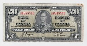 1937-20-Bank-of-Canada-Coyne-Towers-H-E-8935575-F-VF