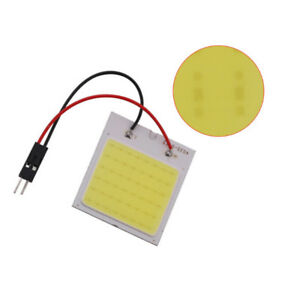 2X-48-Smd-Cob-Led-T10-12V-White-Light-Car-Interior-Panel-Lights-Dome-Lamp-Bu-UFZ