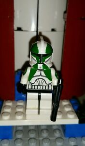 Details about Lego Star Wars Commander Buzz 41st Elite Corps Clone Trooper  Custom Figure
