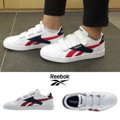 Reebok Classics Royal Complete Velcro Shoes Sneakers White DV5160 SZ4 12.5</p>                     </div> 		  <!--bof Product URL --> 										<!--eof Product URL --> 					<!--bof Quantity Discounts table --> 											<!--eof Quantity Discounts table --> 				</div> 				                       			</dd> 						<dt class=