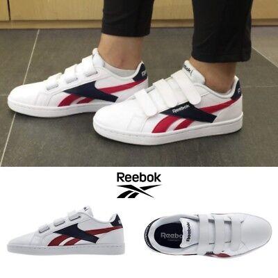 mens reebok velcro sneakers \u003e Clearance