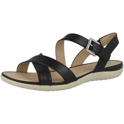 Geox D Sand.vega E Schuhe Damen Sandalen Freizeit Sandaletten D92r6e00043c9999 Um Eine Reibungslose üBertragung Zu GewäHrleisten