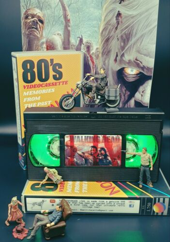 Retro VHS Lamp,Pet Sematary Top Quality!Amazing Gift For Any Movie Fan,Man Cave