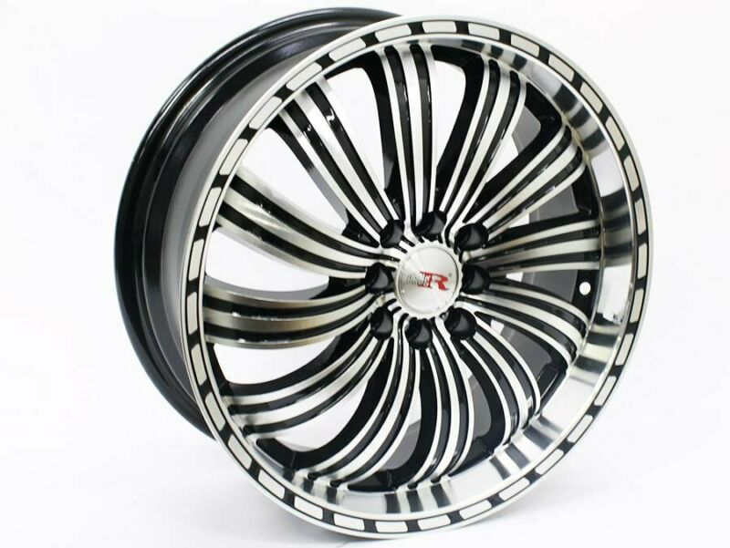 17 GR924 4-100 and 4-114 Alloy Wheels – 4-100 and 4-114 pcd – 35 offset – CB73.1 – 7 j width – sold