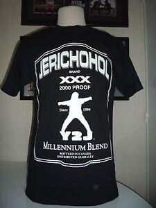 Tout Catch TailleSmlxlxxl ce taglie T vous que Chris Wwe Jericho shirt YyvI67gbf