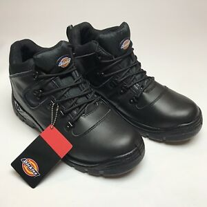 a648fc51b2d Details about Dickies Workwear Waterproof Hiker Fury Safety Boots UK 11  Steel Toe Cap Builder