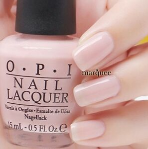 Image Is Loading Opi Nail Polish Lacquer In Bubble Bath S86
