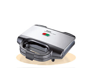 edelstahl UltraCompact Tefal SM 1552 Sandwich Toaster