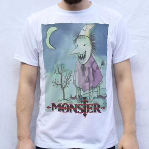 Humoristique Le Monstre Sans Nom-naoki Urasawa T-shirt-afficher Le Titre D'origine