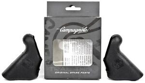 Genuine-Campagnolo-Record-EC-RE600-10-Speed-Ergopower-Shifter-Brake-Hoods-Campy