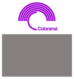 4.5/' Colorama SMOKE GREY Background Paper Roll 1.35m  x 11m