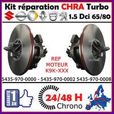24H00 CHRA TURBO RENAULT CLIO 1.5 DCi 65 cv 80 cv 82 cv KKK KP35