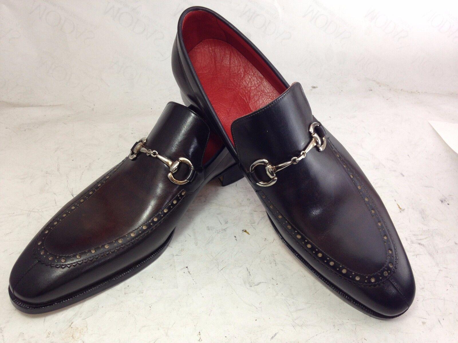 Made to Order HANDMADE Shoes.Custom order shoes. PERFECT Quaility Scarpe classiche da uomo
