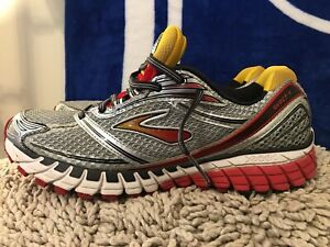 Brooks Ghost 6, 1101441D384, Silver