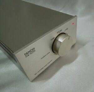 Denon-ha-500-Vintage-MC-carhtrige-Head-Amplifier-Excellent-aus-Japan-2019