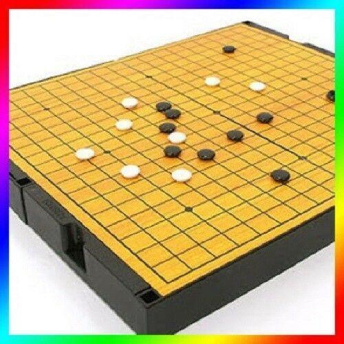 Myung In Land MB-100 Magnetic Go Board Baduk Game Korean Chess Portable_NK