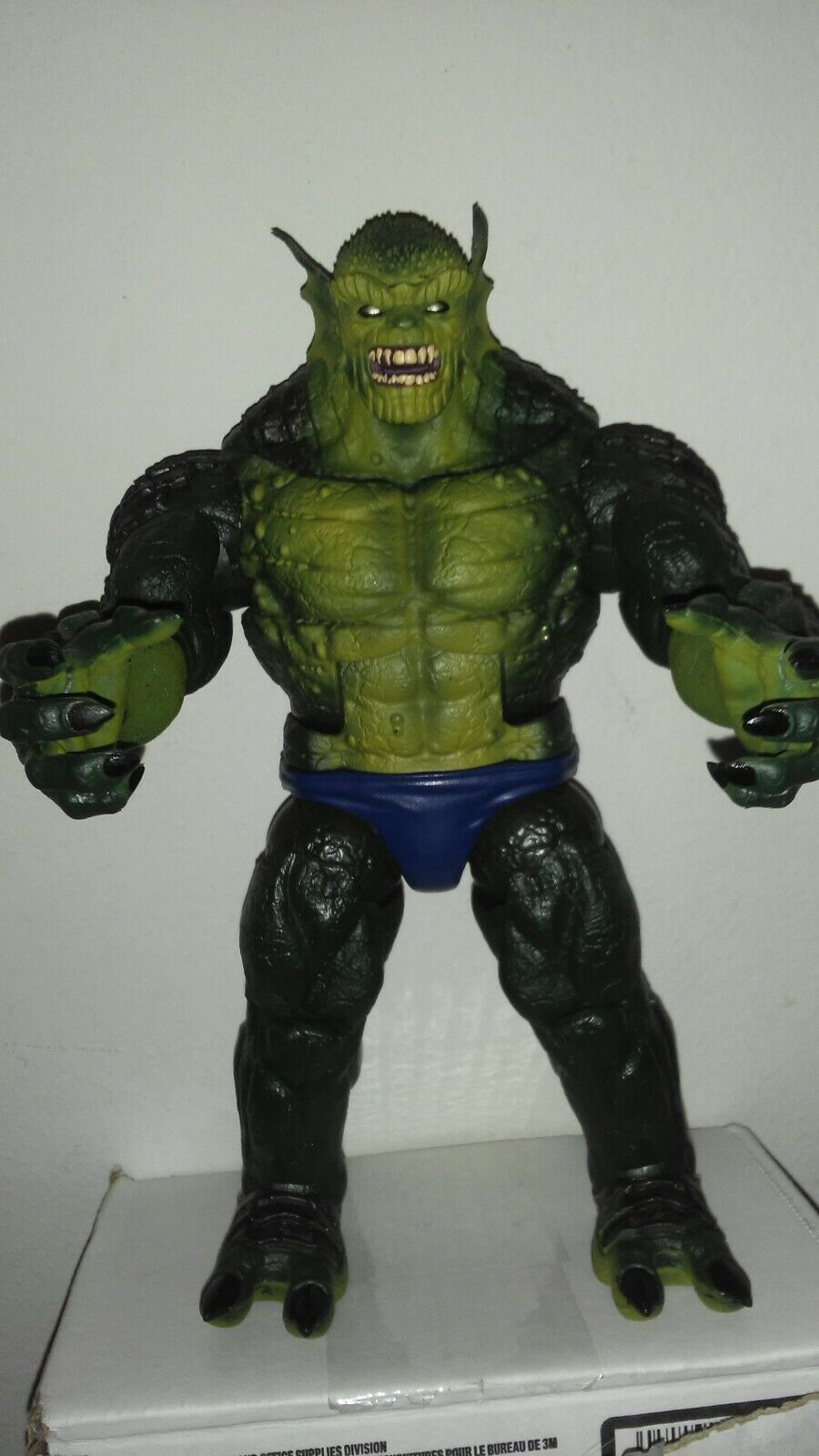 Marvel - legenden hasbro abombination baf summe
