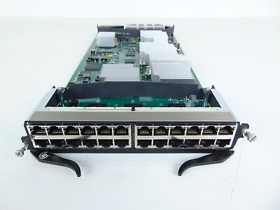 Brocade FastIron SX 424C 10//100//1000 24 Port Switch Module Works Great!