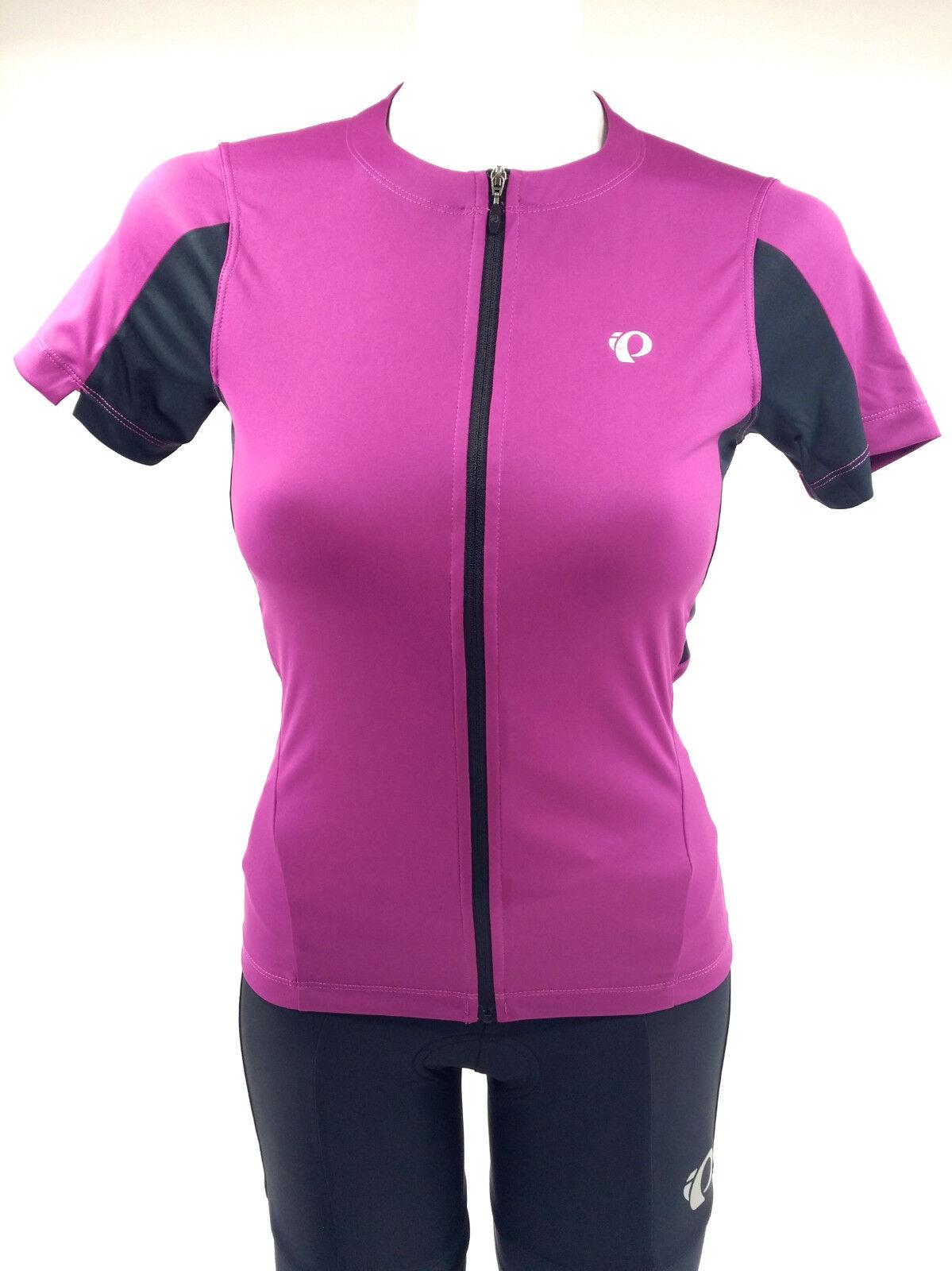 Pearl Izumi Select Cycling Jersey, Women's, Purple, Small