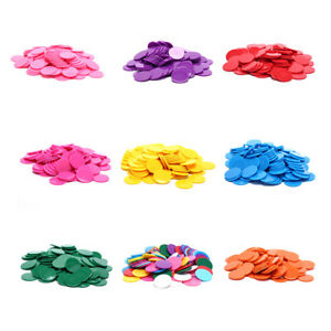 100pcs-25mm-Poker-Chips-Count-Bingo-Chips-Bingo-Game-Cards-Plastic-for-Games-HT