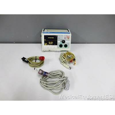 Zoll M-Series Biphasic 3 Lead ECG AED ALS Pacing - Cosmetic Damage