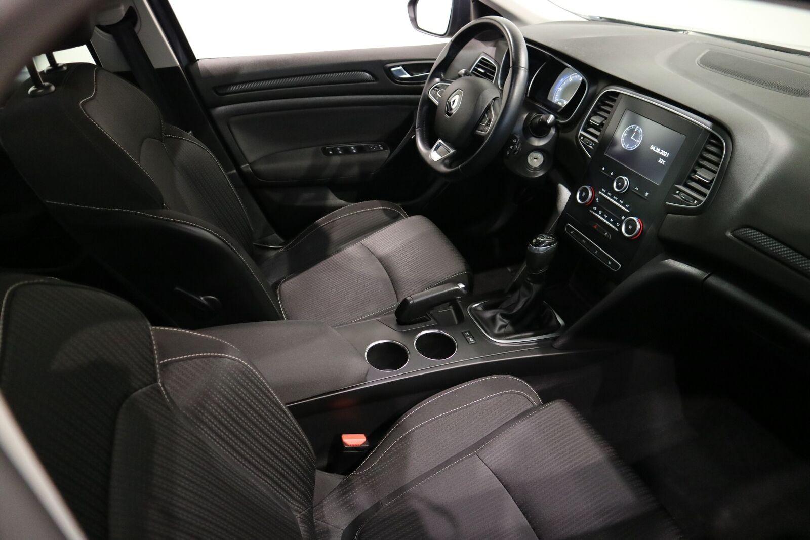 Renault Megane IV 1,5 dCi 110 Zen Sport Tourer - billede 14