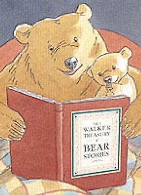 The Walker Treasury of Bear Stories (Anthologies), Various, Very Good Book