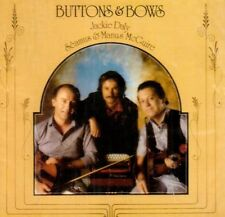 Buttons & Bows, Daly, Jackie Daly - Buttons & Bows [New CD]