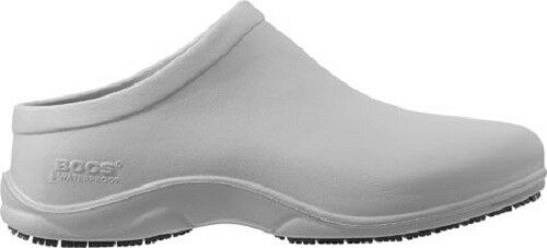 Bogs Womens Outdoor Shoes Stewart Waterproof 8 White 71799