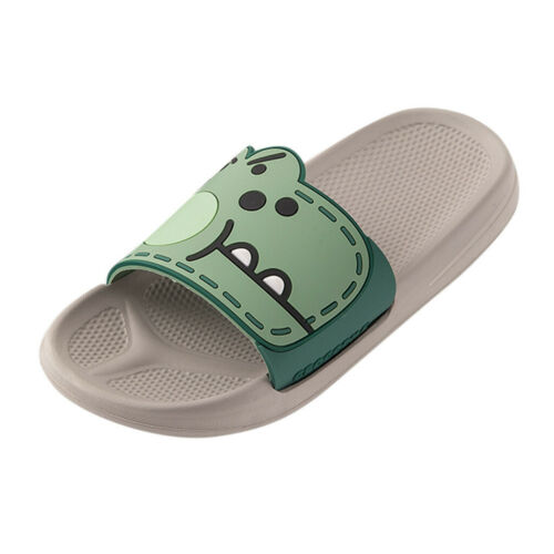 Men Women Couples Cute Cartoon Casual Shower Shoes House Non-Slip Pool Slippers