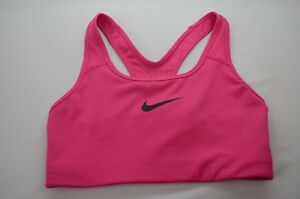 02e4d98689b9c Nike Pro Classic Medium Support Bra Pink Women s Size S New with ...