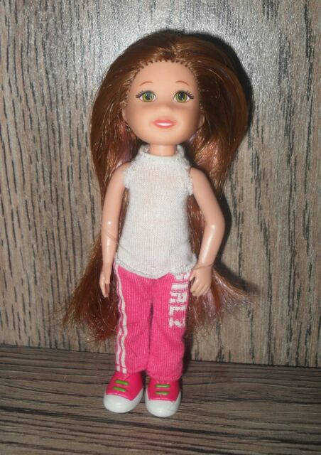 MUÑECA SHELLY DE BARBIE MATTEL P