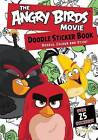 Angry Birds Movie Doodle Sticker Book by Centum Books (Paperback, 2016)
