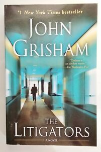 The Litigators John Grisham On Line Book Store Sales Buy Books Cheap Online Home Ebay