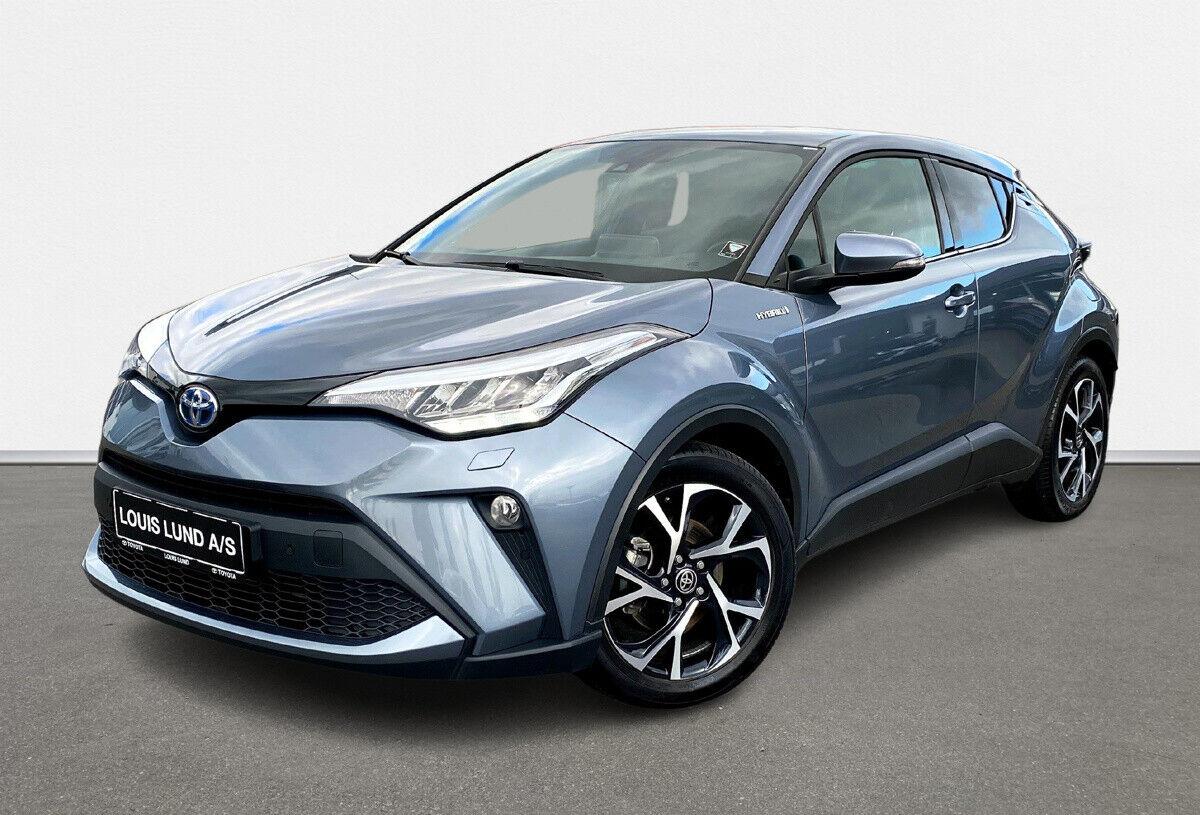 Toyota C-HR 2,0 Hybrid C-LUB Smart CVT 5d
