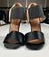 Indexbild 4 - Prada Iconic Retro Satin Sandals Shoes Slingback Schuhe Peep Open Toe Pumps 39