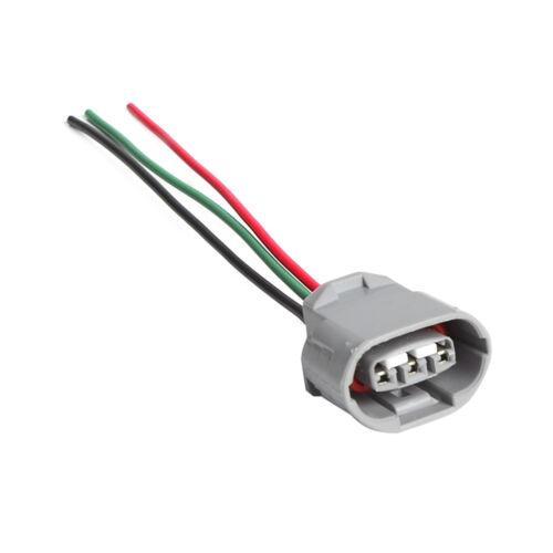 Alternator Repair Plug Harness 3 Wire Connetcor For Nissan Altima 2007-2009 2.5L