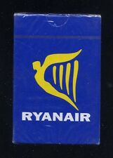RYANAIR PLAYING CARDS mazzo carte gioco poker canasta airline aviation gadget ax