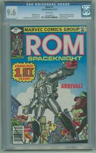Rom-1-CGC-9-6-NM-1st-Appearance-of-Rom-Spaceknight-1979