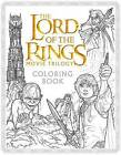 The Lord of the Rings Movie Trilogy Coloring Book by J R Tolkien (Paperback / softback, 2016)