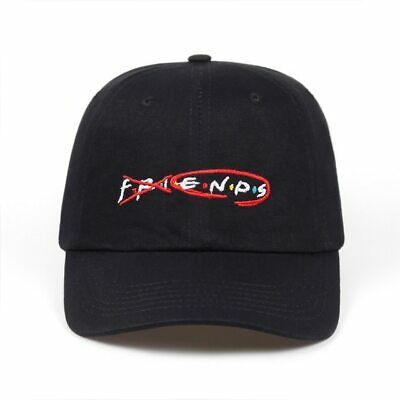 Casual Cap Snapback Hat Black Funny Zero Friends Embroidered Letters Baseball