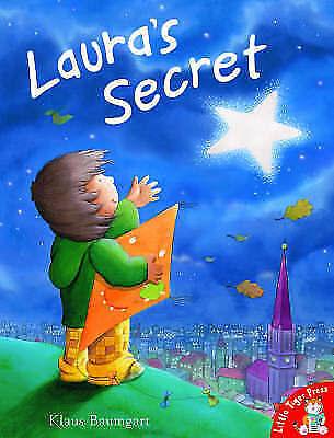 """AS NEW"" Laura's Secret (Laura's Star), Baumgart, Klaus, Book"