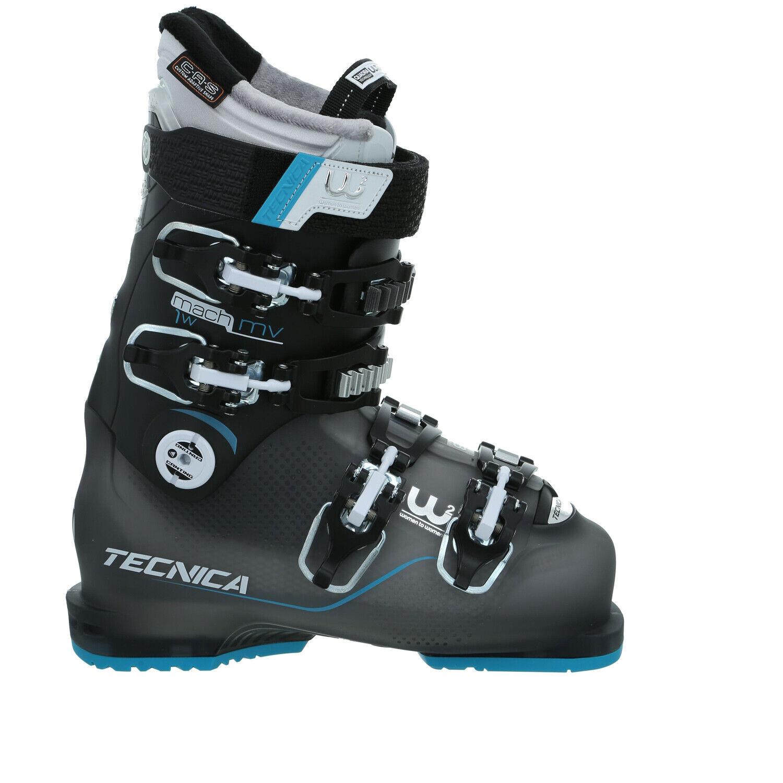 Tecnica Mach1 95S MV - DaSie Skischuhe Snowboard Schuhe 20150970576 schwarz grau