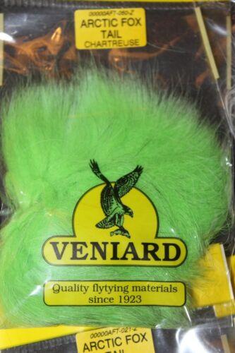 Fly Tying Veniard Arctic Fox O7