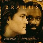 Brahms: Works for Cello & Piano (CD, Mar-2011, Telarc Distribution)