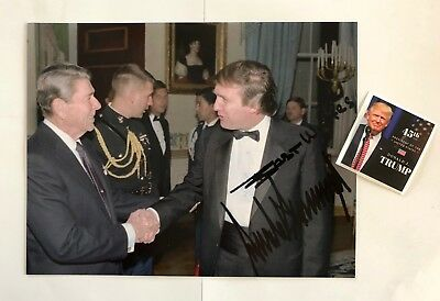"Photo Portrait Picture President Donald Trump 8 1//2/"" x 11 on Card Stock. Decal"