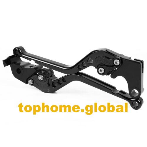 For Triumph Speed Triple 2004-2007 Long Clutch Brake Levers 3D CNC 2005 2006