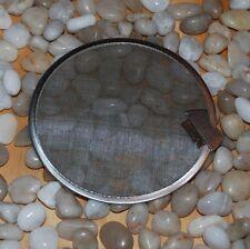 Räuchersieb Edelstahl Räucher 11,5cm Sieb mit Bürstchen