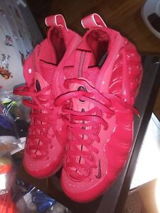 quality design cadbd 665d4 Image is loading Nike-Air-Foamposite-Pro-Gym-Red-October-Yeezy-